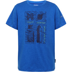 Icepeak Lorch T-shirt Børn, royal blue